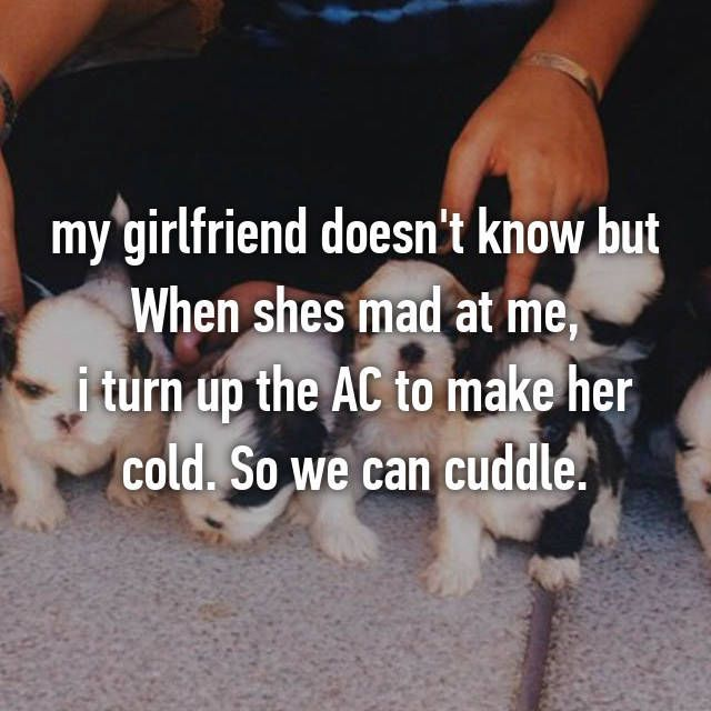 #relationshipgoals #girlfriend #cuddle #doesnt #know #cold #make #turn #shes #when #mad #the #her #b...