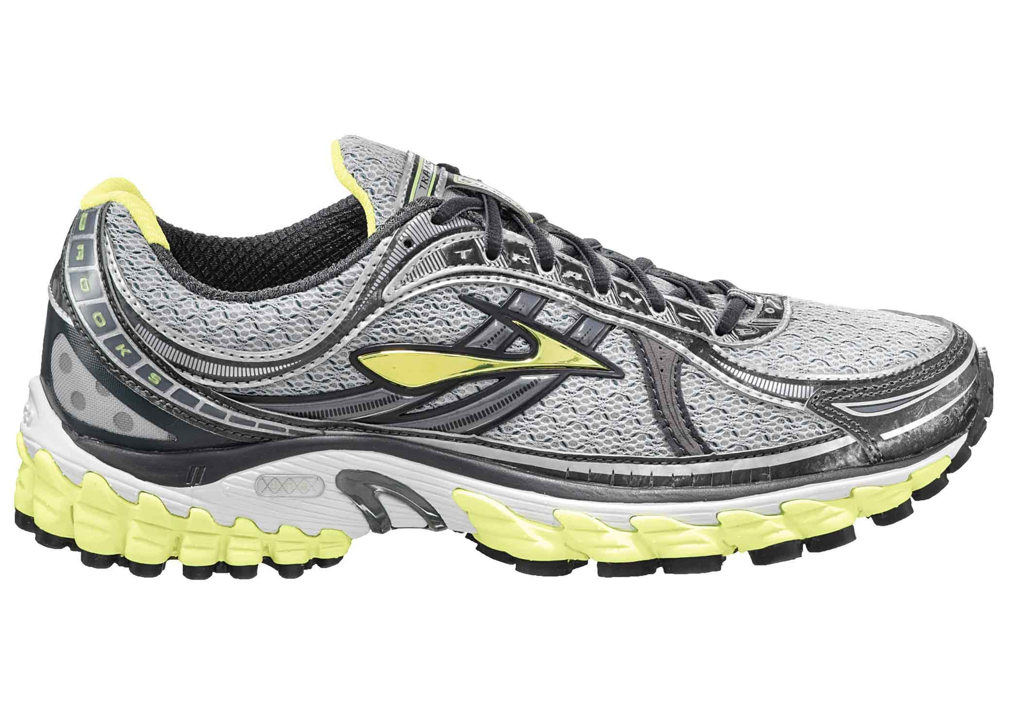 My new running shoes: Brooks Trance 11