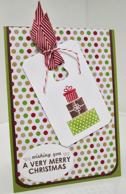 Stampin' Up UK Demonstrator Sarah-Jane Rae Cards and a Cuppa blog: Wishing You, Day 2 of my Kick Start Christmas Class Series