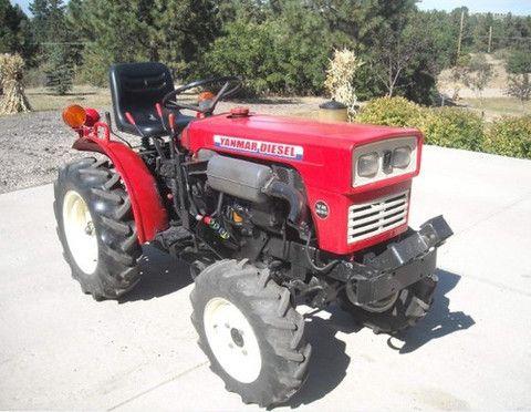 Yanmar Tractors Manual Tractor Parts