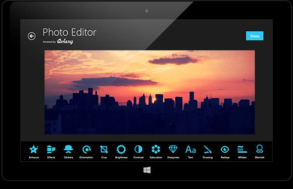 10 MustHave Apps For Your Windows 8 Phone Photo editing