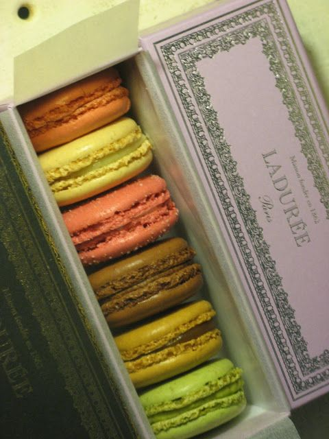 Macarons Mah Kah Ron A Sweet Meringue Based Confection Filled
