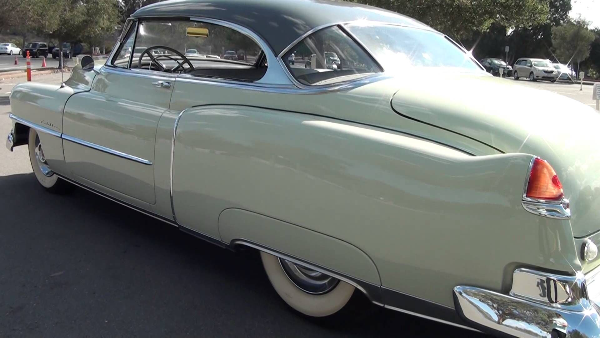 1950 Cadillac Best Of The Best For Sale By Precious Metals San Diego