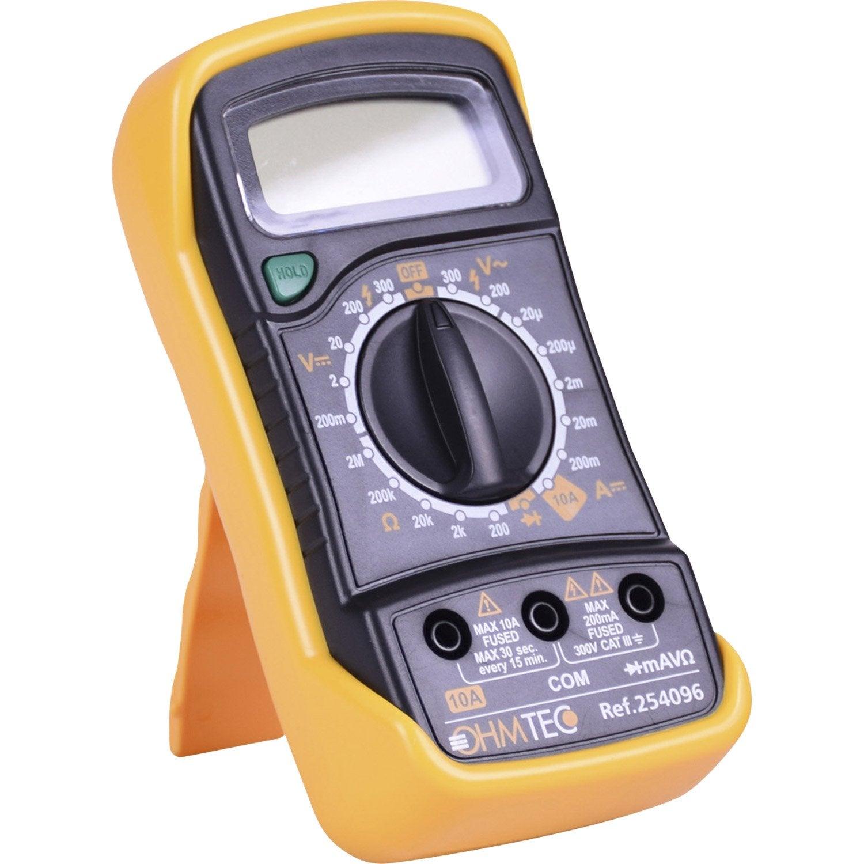 Multimètre Ohmtec 300 V Products En 2019 Contacteur