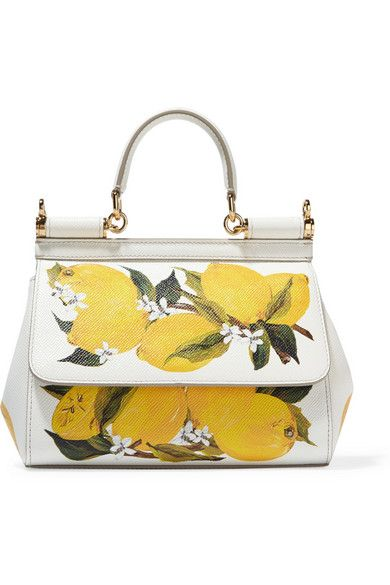 be7dd3c618 Multicolored textured-leather (Calf) Snap-fastening front flap Designer  color  Lemon Comes with dust bag Weighs approximately 0.7lbs  0.3kg Made in  Italy