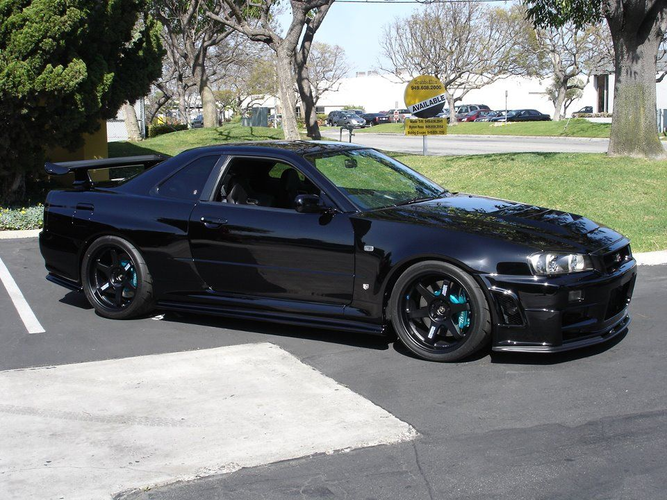 Merveilleux Nissan Skyline GTR Black Sky | LIKE US ON FACEBOOK Https://www.