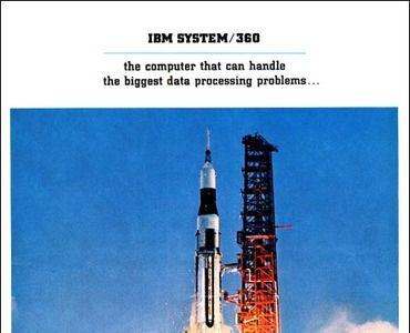 IBM System/360 Model 20 (A), 1964.