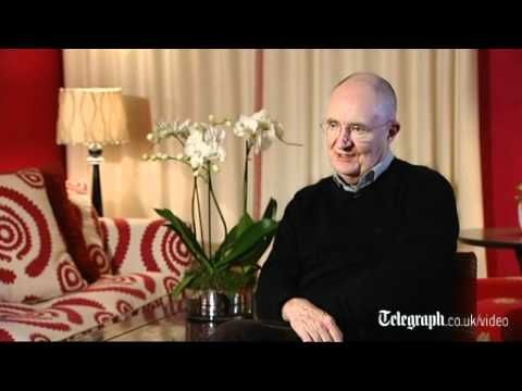 The Iron Lady: Jim Broadbent says he never liked Margaret Thatcher - YouTube