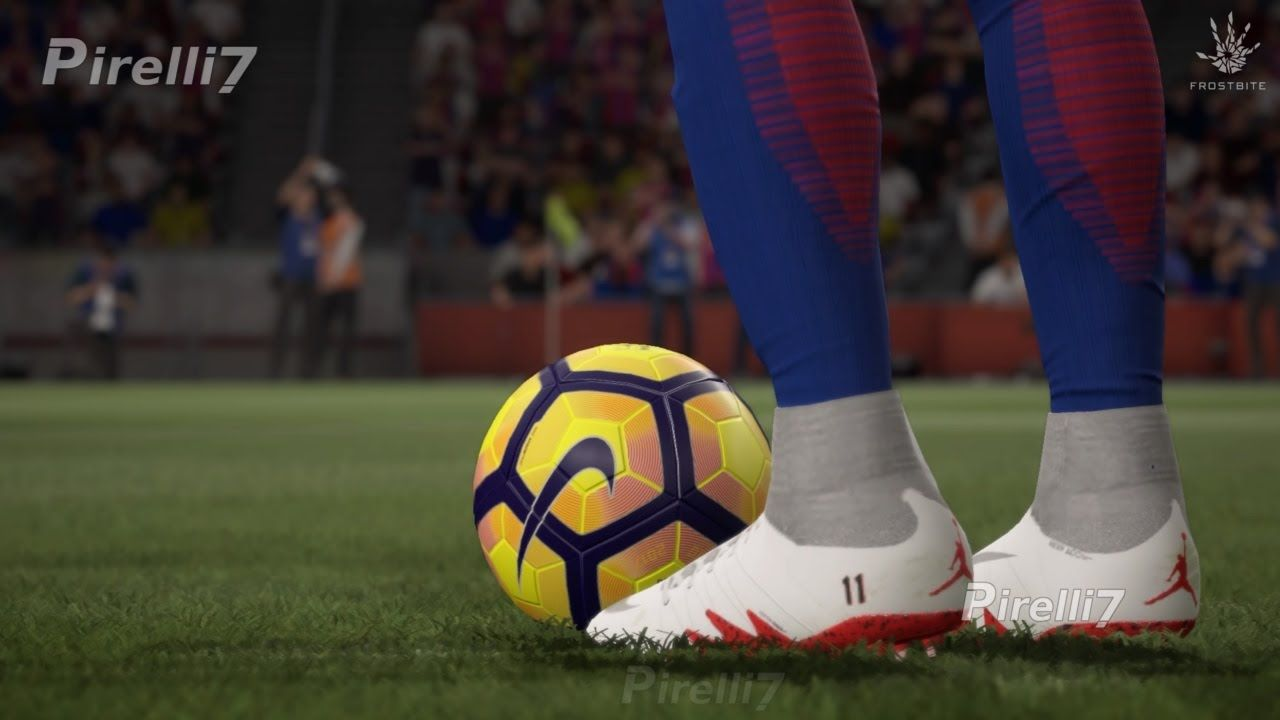 9860845bd FIFA 17  Neymar s New Boots
