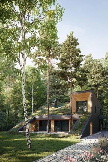 Hill House   Snegiri Architects   Media - Photos and Videos   Archello