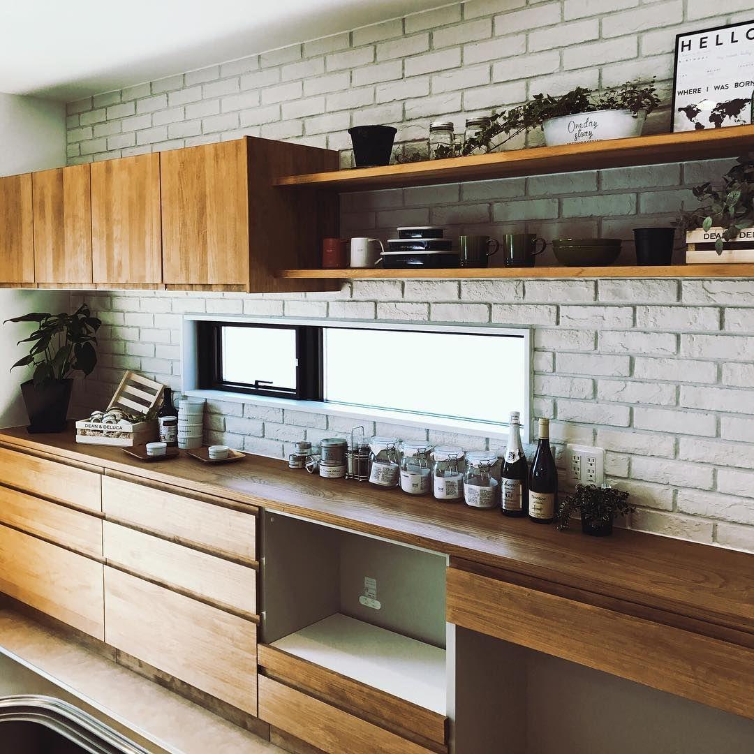 Linkさんはinstagramを利用しています 自慢のキッチンにしたい と