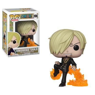 Funko Pop Anime One Piece S3 Sanji 398 Vinyl Figure Funko