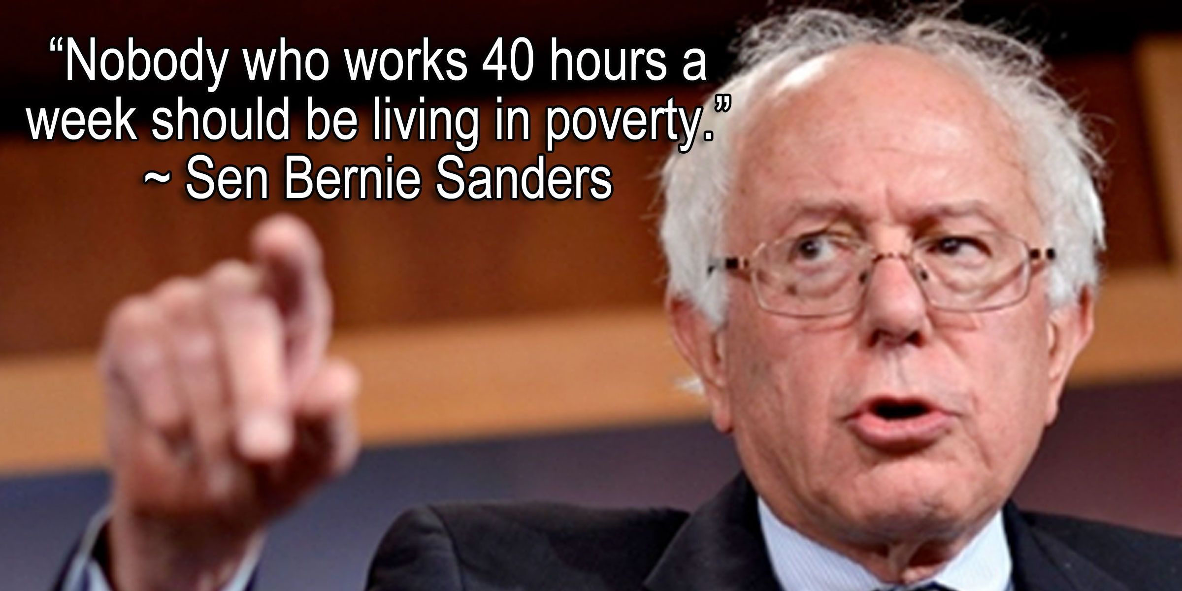 Bernie Sanders Quotes Httpwwwbetterworldquotestweetsbernie40Hrs  Marx And