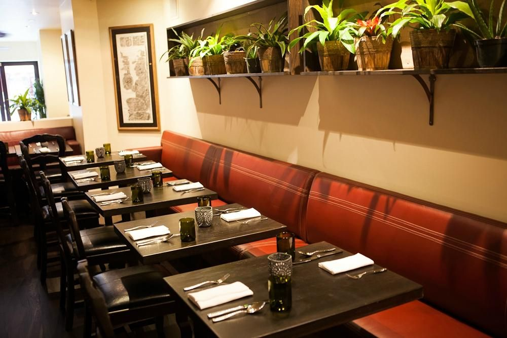 Maya restaurant nyc living restaurant new york restaurant
