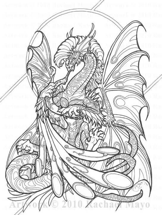 Pin By Sapphira On Zen Doodles Dragon Drawing Drawings