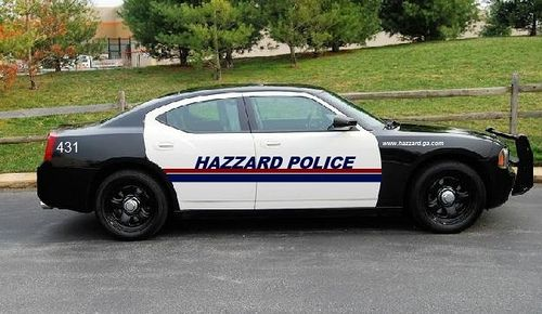 City Of Hazzard Police Dodge Charger