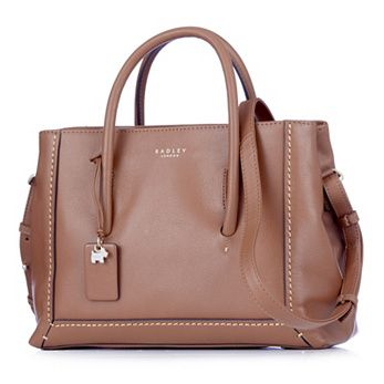 ... Radley London Boundaries Medium Leather Multi Compartment Multiway Bag  ... ce11b74672446