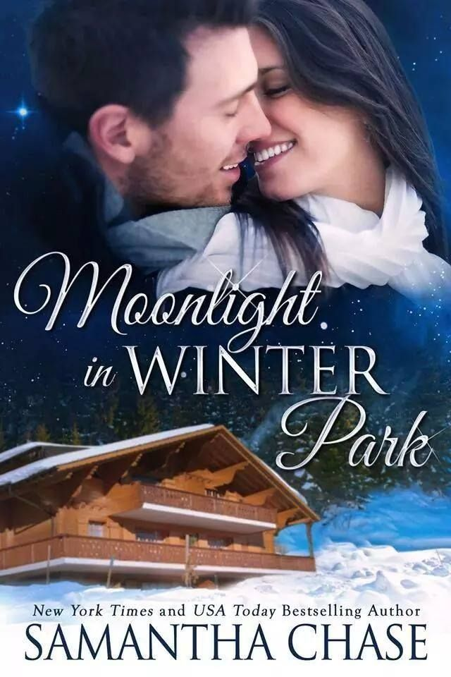 Samantha Chase is one fine romance writer and she loves gifting charming love stories to her readers. With support from the ever helpful elves in thoughts and the magic of festive season in the air.....  Coming on Nov 24, 2014 Moonlight In Winter Park   www.alimalivzletlivz.com