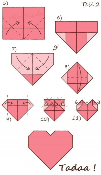 origami herz kreativmomente pinterest origami herz origami und geldgeschenke originell. Black Bedroom Furniture Sets. Home Design Ideas
