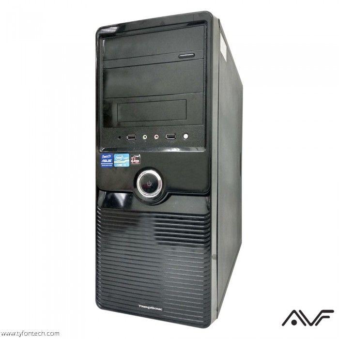 Intel Core i3-2120 3 3GHz 500GB HDD 4GB DDR3 1333MHz PC3-10600 RAM