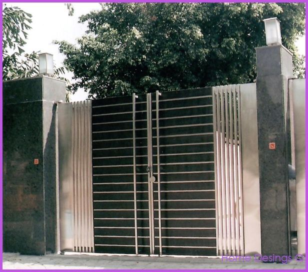 Nice Modern Home Gate Designs House Gate Design New Gate Design Gate Designs Modern