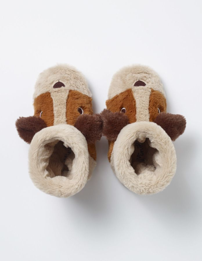 a897fe32dbe Boden Puppy Slippers