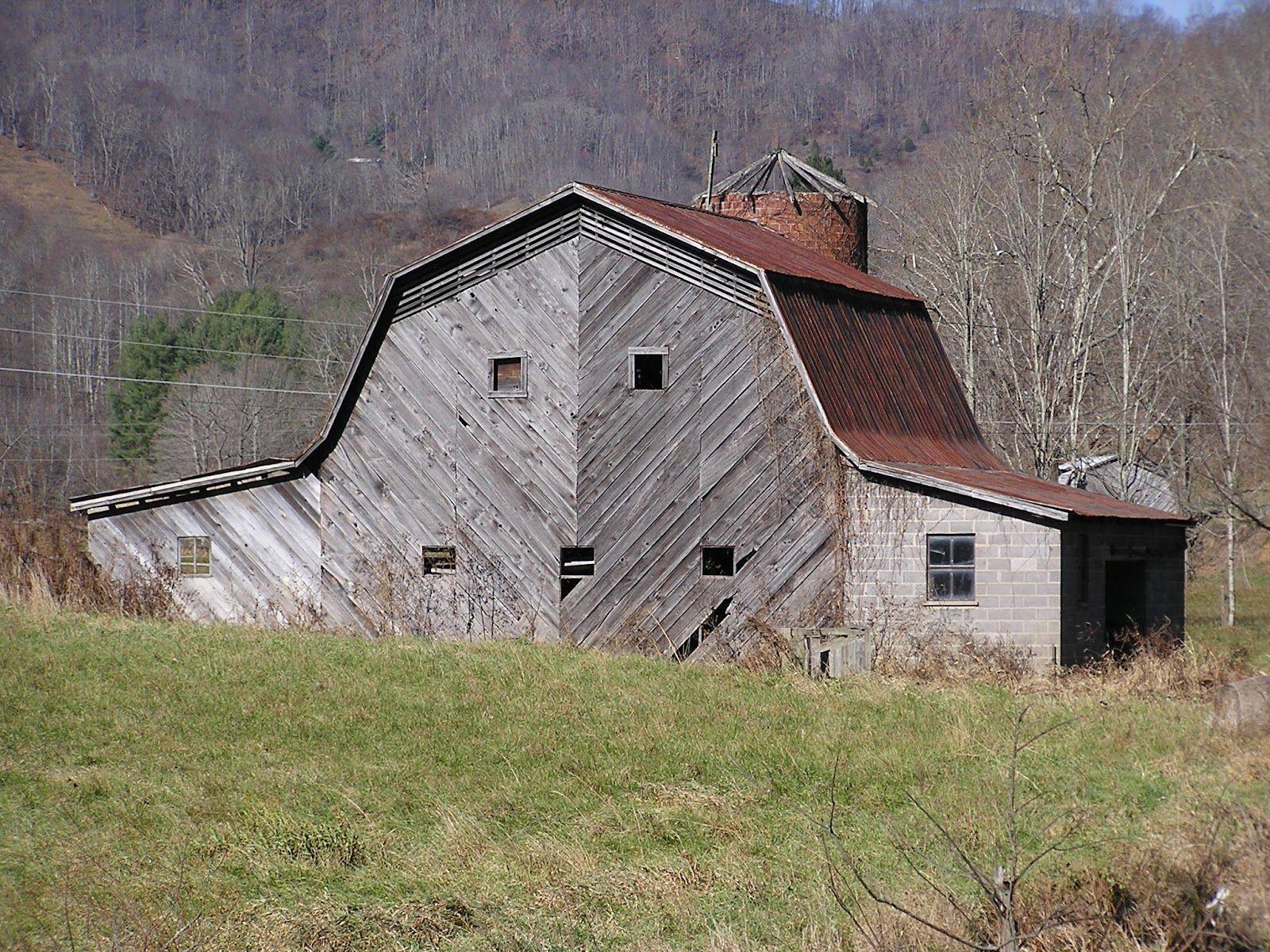 Old Barns Of North Carolina Old Barn Near Boone North