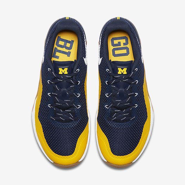 Nike Metcon Repper Dsx College Michigan Men S Training Shoe