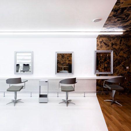 Nafi Hair Salon Basel Salon Project Commercial Design