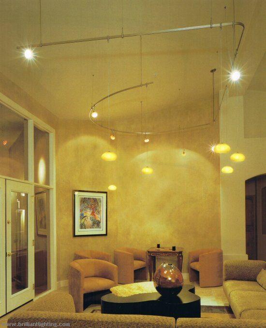 Tech Lighting Residential Applications Living Room Lighting Living Room Lighting Design Recessed Lighting Living Room #silver #lamps #for #living #room