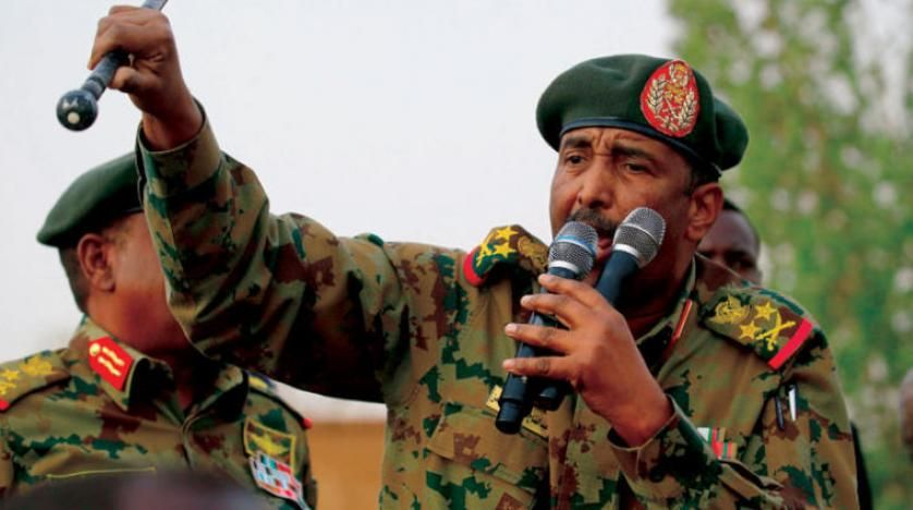 حزب سوداني لقاء البرهان ونتنياهو حضرت له الإمارات وواشنطن لضرب