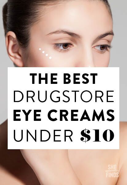 Best Eye Cream Best Cheap Eye Cream Drugstore Eye Cream Best