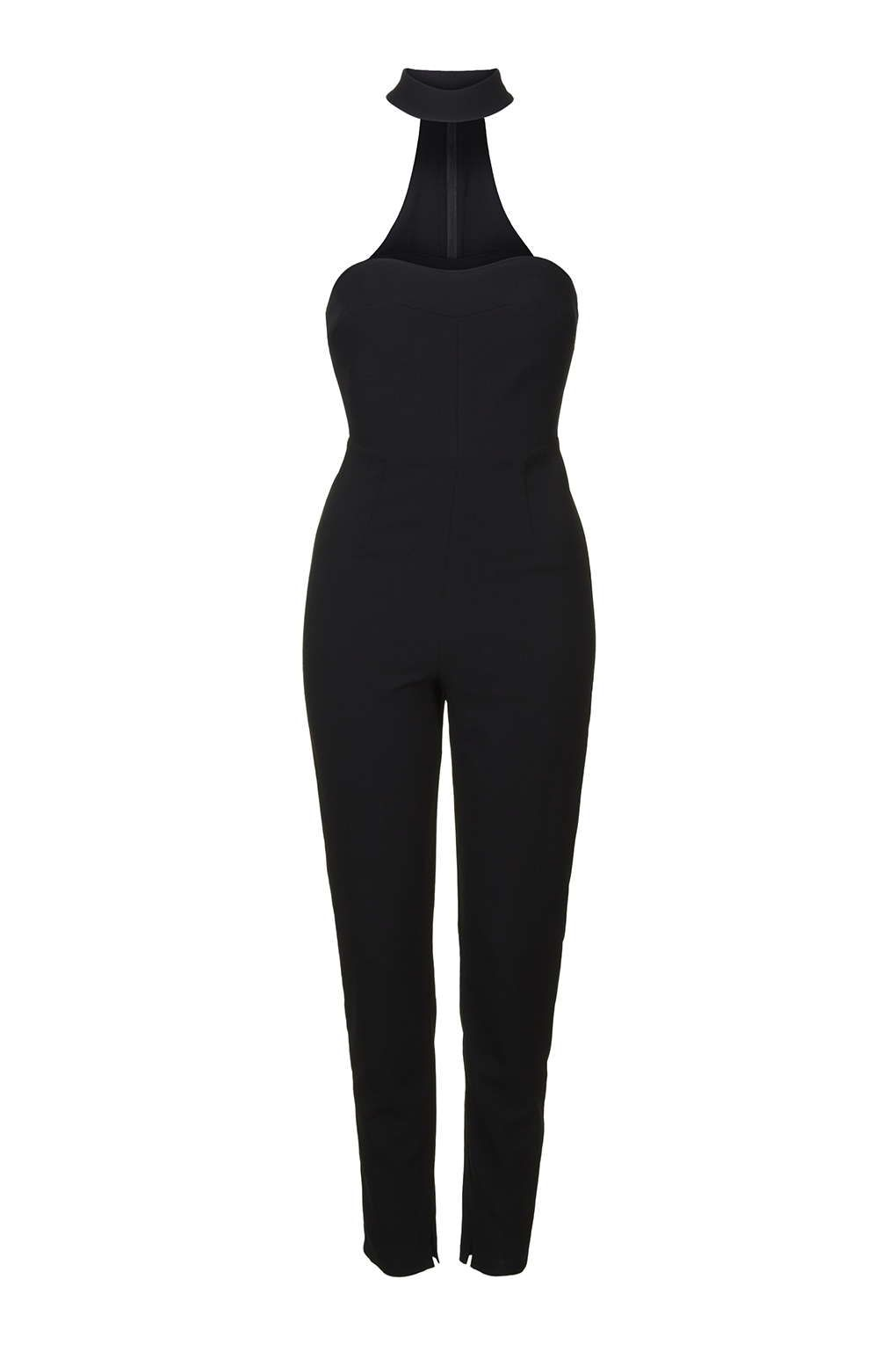 c94191a54c3 Cut-Out High Neck Jumpsuit By Kendall + Kylie at Topshop - Topshop ...