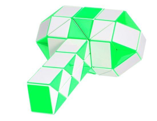 40Wedge 40Color Rubik's Snake Rubik's Twist Mechanical Puzzles Impressive Rubik's Snake Patterns