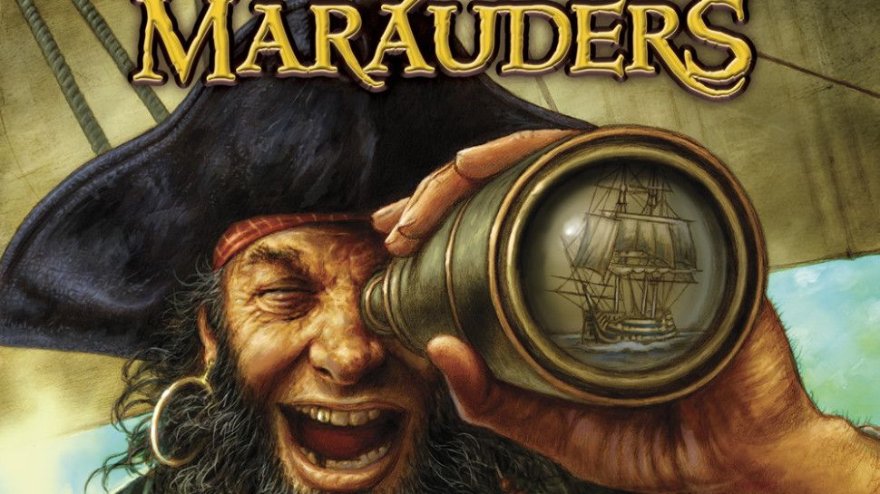 Avast a pirates game menu for international tabletop day