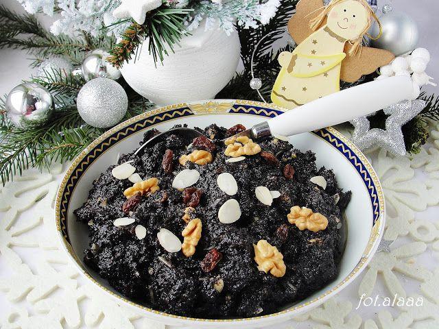 Ala piecze i gotuje: Masa makowa