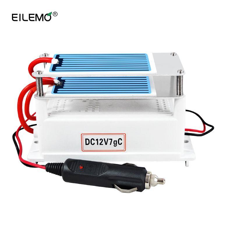 Ozonator Air Cleaner Purifier Ozone Machine Car 12v Ozone