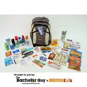 The Bachelor Guy – Ultimate Road Trip Kit