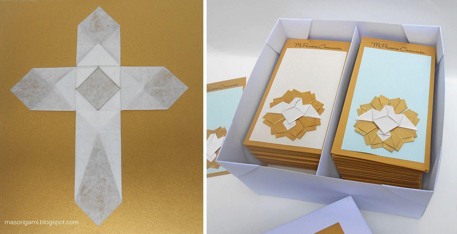 mas origami: Estampas de Comunión para Marco | Confirmación y ...