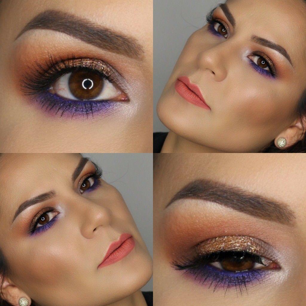 Ariana Grande Break Free Makeup Tutorial ♡ - YouTube