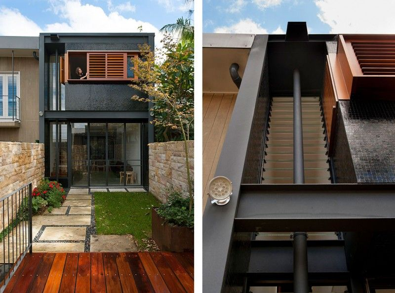 Rozelle Terrace House by Carter Williamson Architects | Architects ...