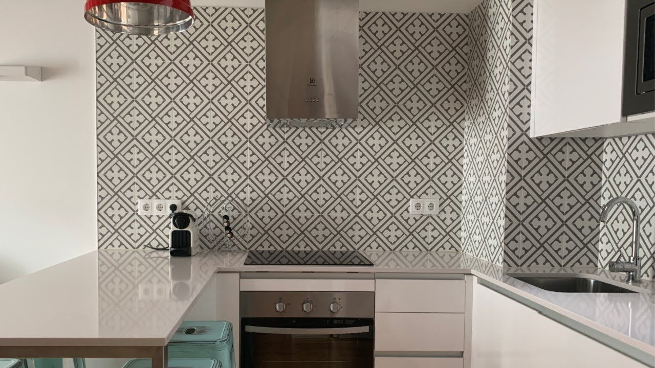 - How To Paint Tile Or A Backsplash With Fusion Mineral In 2020