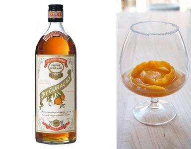Orange curaçao resurgence.