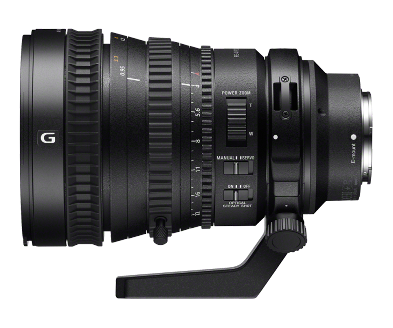 This top-quality powered zoom lens for 35mm full-frame format cameras has been created to satisfy professional moviemaking requirements, including the high resolution 4K format. Focus breathing and zoom image shift have been reduced to an absolute minimum, while aspherical elements and advanced multi-coating technology effectively suppress aberration. Quiet operation is also a priority, so an SSM (Super Sonic wave Motor) drive system has been employed for precise, quiet zooming. Independent…