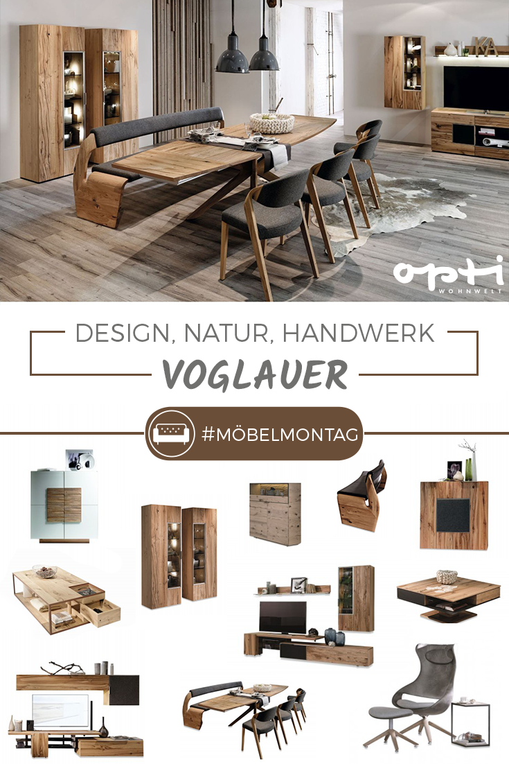 Bei der Entwicklung neuer Möbel lässt sich Voglauer von der ...
