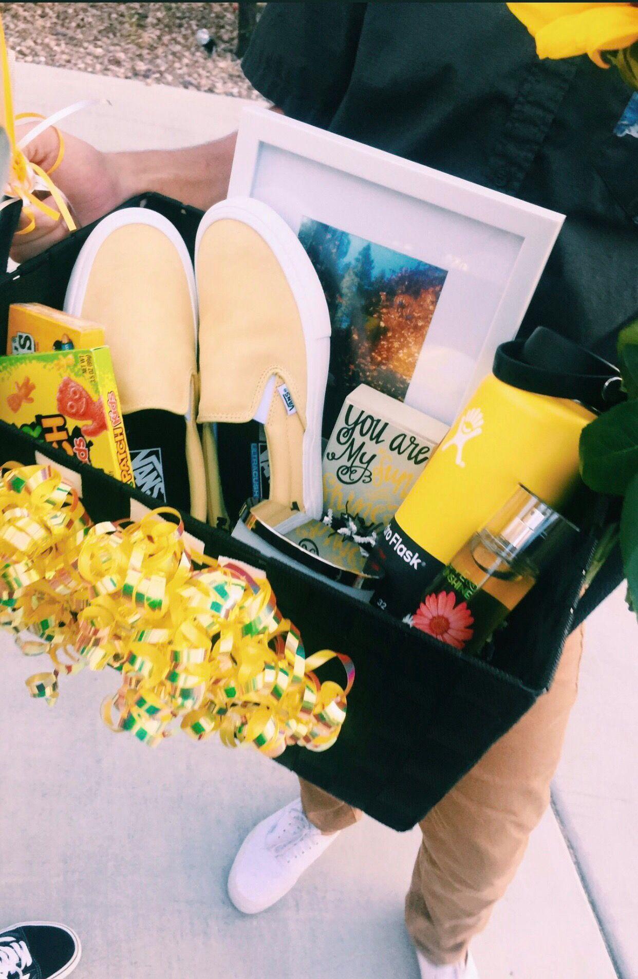 Vsco Liviosborne Diy Birthday Gifts Cute Birthday Gift Bff Gifts