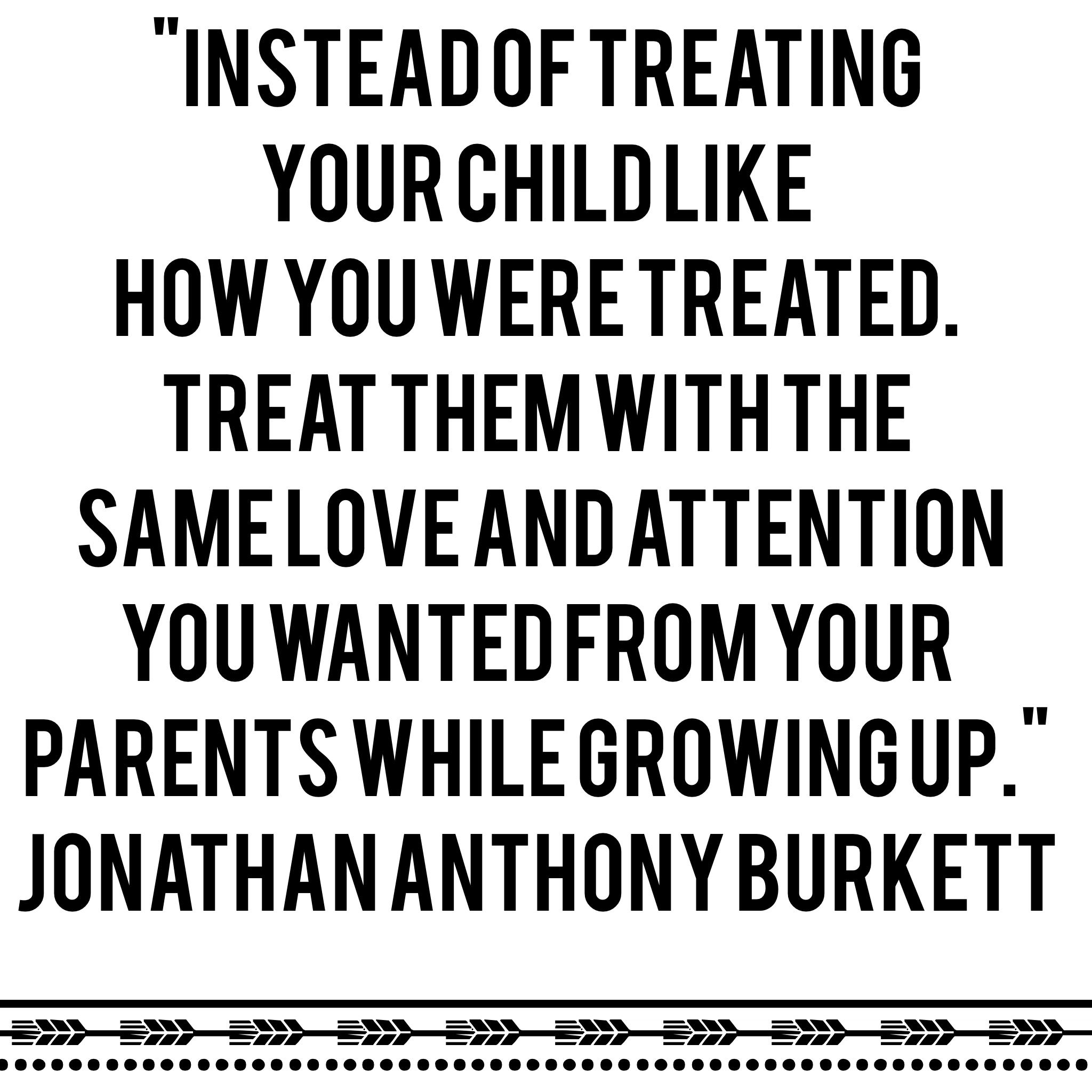 For those who had not so nice parents. | Inspirational ...