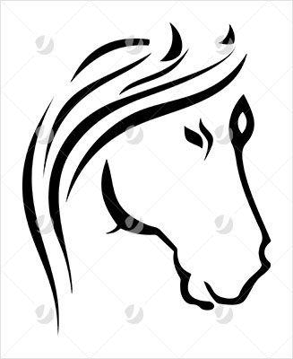Horse Head Tattoo Ideas Tribal Horse Head Tattoo Design Horse Tattoo Tribal Horse Tattoo Unicorn Pumpkin Stencil