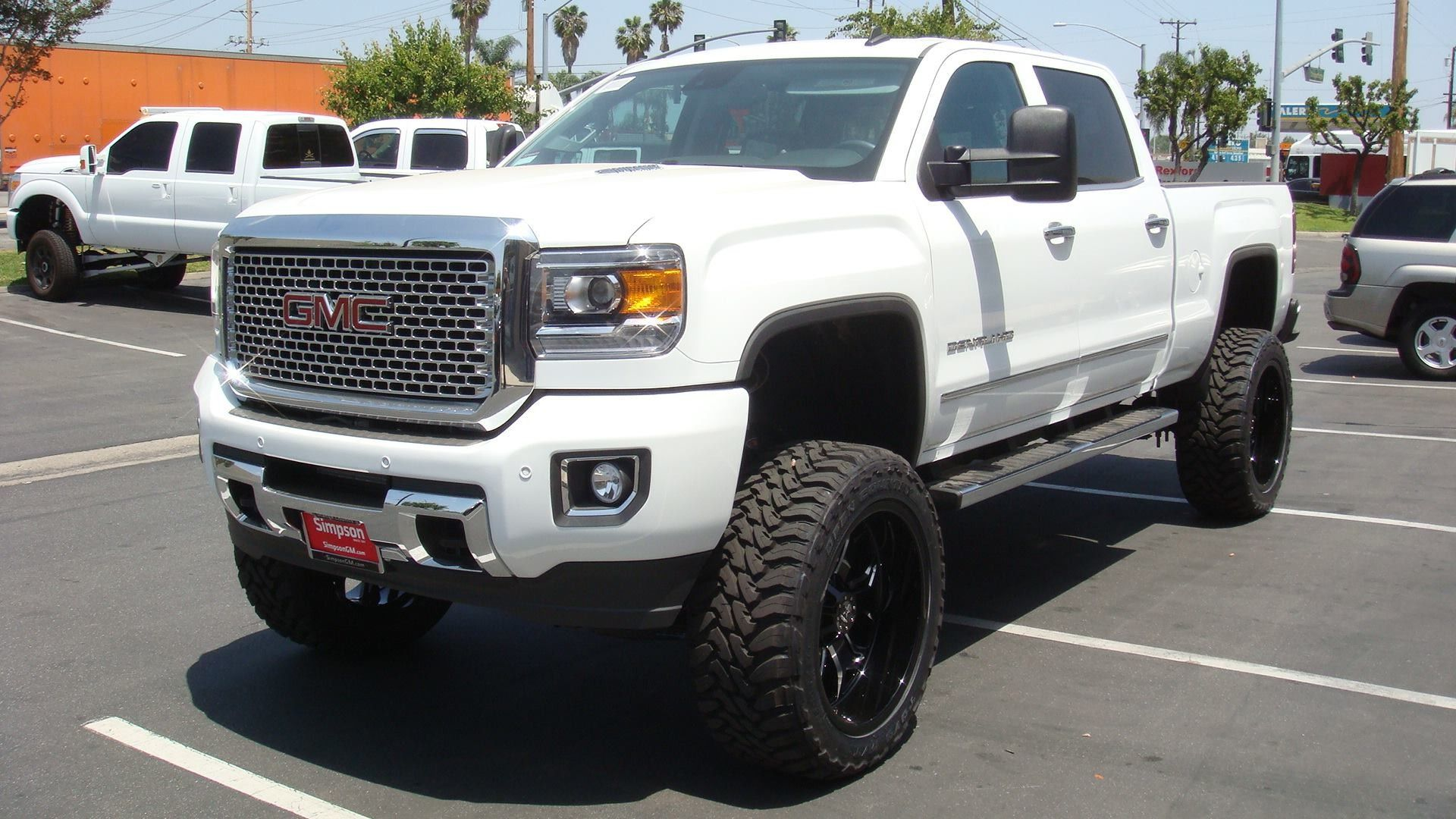 cst chassis how quarter sierra suspension for three to prevnext sale side inch install gmc lift