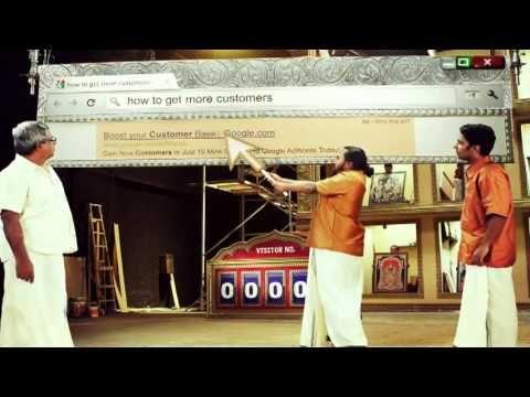 Google Chrome Indian ad - Tanjore Oviyam - Brands India